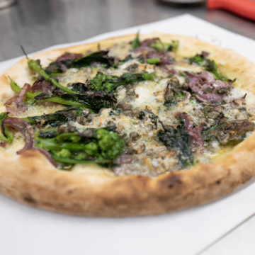 pizza, seasonal menu, best places to eat in london, delicious london